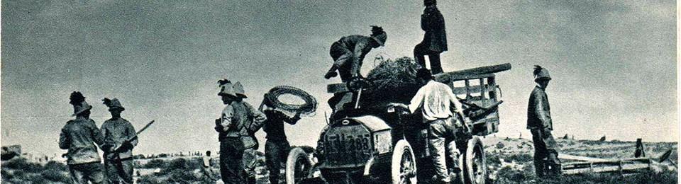 Luoghi della memoria  e culto dei caduti italiani in Tripolitania (1911-1914)