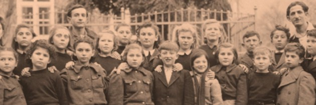 I campi Displaced Persons per profughi ebrei stranieri in Italia (1945-1950)
