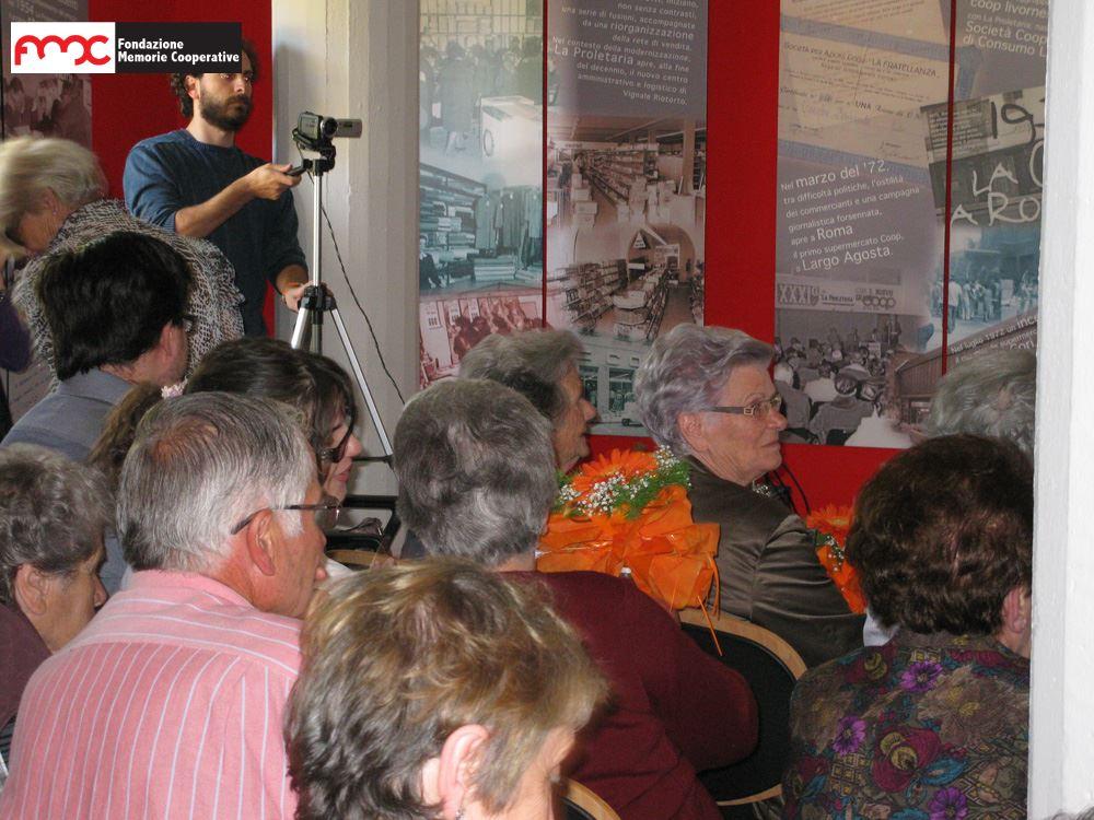 Foto 12. Iniziativa nella sala conferenze dell'Archivio