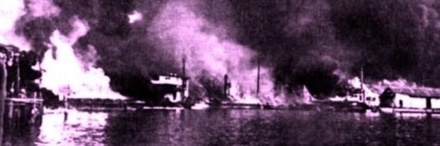 Imparare dalle catastrofi:  disastri navali e incidenti petroliferi