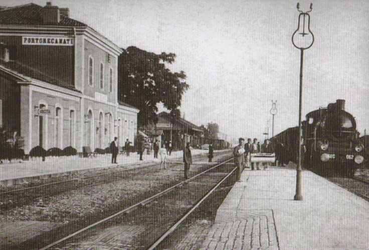 Fig.-12.-Stazione-ferroviaria,-anni-'20-40,-in-Perfetti,-Carlorosi,-Buschi-2007,-88.