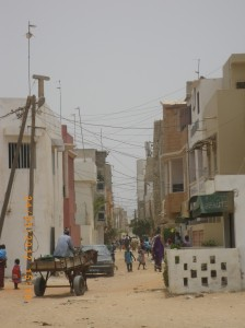 Foto 1. Dakar, Senegal, Maggio 2012. Foto dell'autrice.