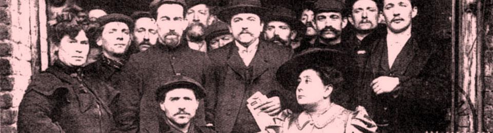 Il rapporto tra sindacalismo rivoluzionario italiano e francese nei periodici e nelle corrispondenze dei militanti.