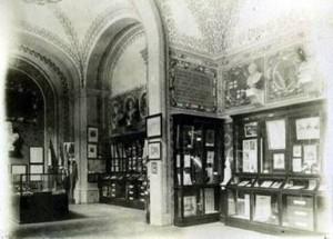 Il Museo del Risorgimento di Bologna nel 1893
