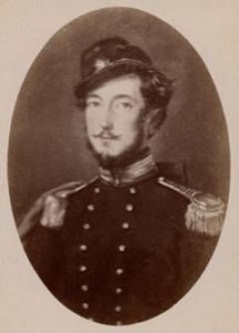 Luigi Tanari in età giovanile