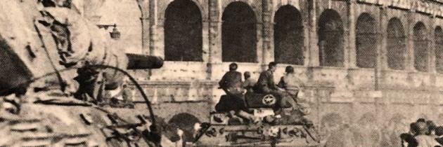 La propaganda fotografica dei danni al patrimonio artistico durante la Seconda guerra mondiale