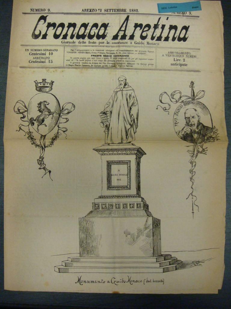 """""""Mefistofele, manifesto dell'Opera"""", Arezzo, 1882."""