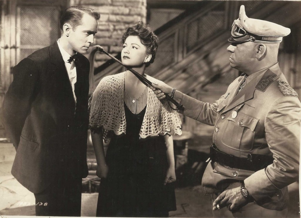 04_Five Graves to Cairo (1943)