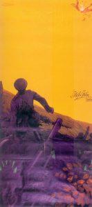 Massimo & Sonia Cirulli Archive di New York, Achille Mauzan, manifesto del film Combattimento aereo (Itala Film, Torino, 1915), Off. Grafiche G. Ricordi, Milano, 1915