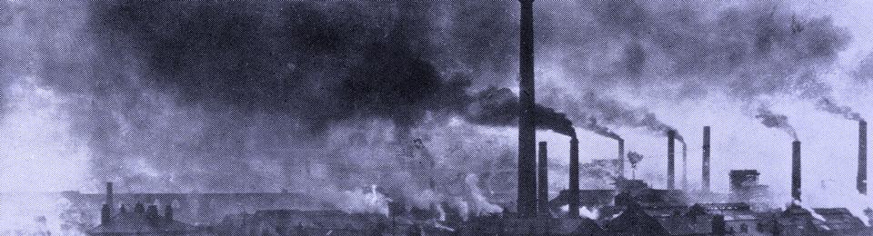 L'era del consumo dissipativo delle risorse.  Percezione e inconsapevolezza dell'inquinamento idrico e atmosferico nell'Europa del XIX secolo