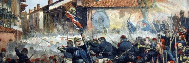 Nel 1859 in Imola