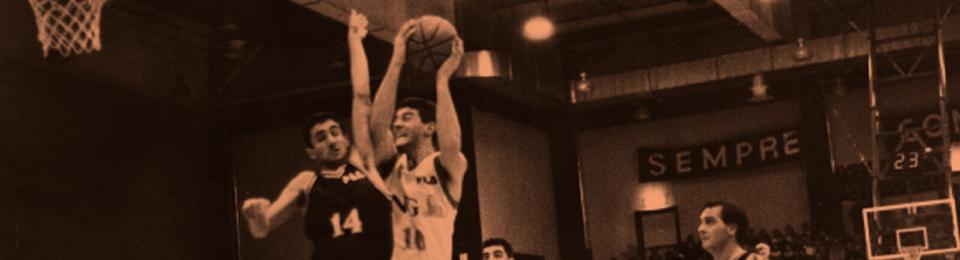 Gli eroi dello sport: i giganti del basket